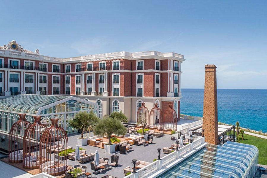Kaya Palazzo Resort Kyrenia North Cyprus Sun