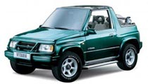Vitara Soft Top Jeep